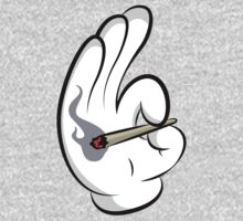 Puff Puff Pass Hand T-Shirt