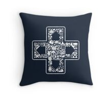 D-Pad Throw Pillow