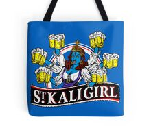 St Kali Girl Tote Bag