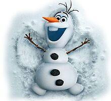 Olaf by dadha21