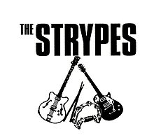 The Strypes No Background by Mark Cox