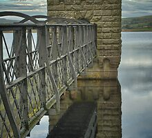 Hury Reservoir by English Landscape Prints
