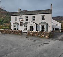 The Fish Inn, Buttermere by English Landscape Prints