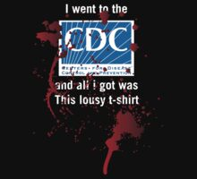CDC shirt by gamac74