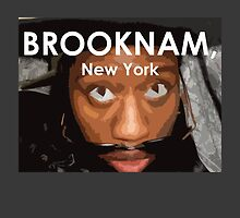 "Brooknam-LG ""look up/5boro"" by Darius Ferguson"