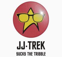 JJ Trek Sucks the Tribble by Tiki2