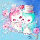 Love Owls by TenshiNoYume