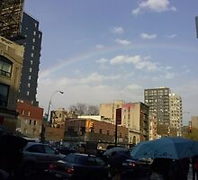New York Rainbow by Chris Moll