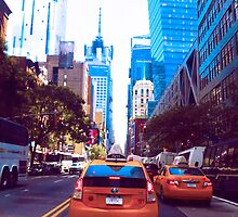 New York City by cesie