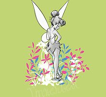 Tinkerbell by behindsky