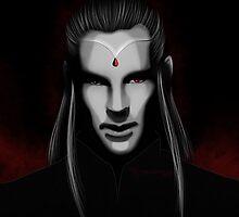Sauron by kenjina7