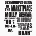Ob-La-Di Ob-La-Da by Joshua Bowling