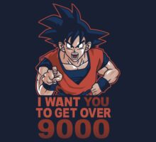 Get Over 9000 by Baznet