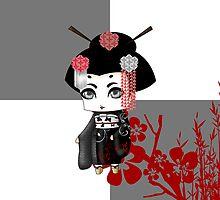 Chibi Lady Kuro by artwaste