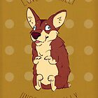 Unconditional Corgi Love by Kristen Rimmel
