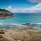 Bronte Beach by Shari Mattox