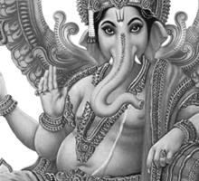 Ganesha the Great Sticker