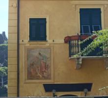 Life on the Italian Riviera Sticker