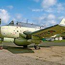 Fairey Gannet AEW.3 XL502 G-BMYP at Biggin Hill by Colin Smedley