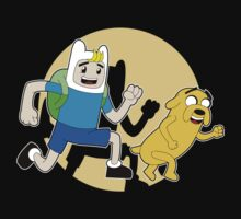 The Adventures of Finn and Jake by DrewBird