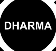 Dharma Sticker