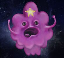 Princess of Lumpy Space by Kristin Frenzel
