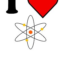 I Heart Science by kwg2200