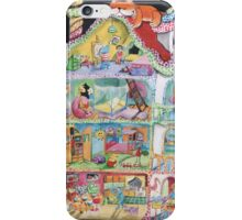 Magical Doll House iPhone Case/Skin