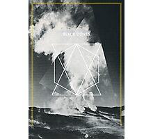 Black Dunes Photographic Print