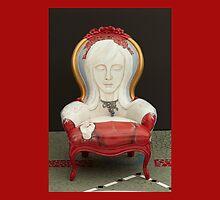 Chairish Me Throw Pillow by Darlene Graeser