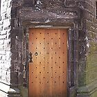 Mercat Cross Door, Tollcross, Glasgow by MagsWilliamson
