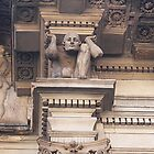 Glasgow Savings Bank Detail (1) by MagsWilliamson