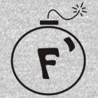F Bomb by Kipper Doodles