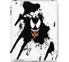 Venom Splatter iPad Case/Skin