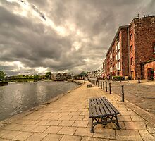 Exeter Quay  by Rob Hawkins