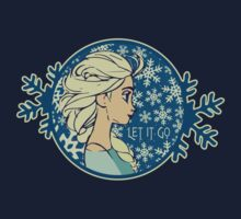 Let It Go (Frozen) (Disney) by PixelStampede