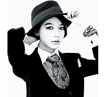 Sooyoung for Mr.Mr by Pippin825