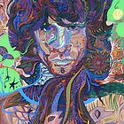 Jim Morrison / The Other Side by David Sanders
