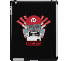 Game On Skull (M) iPad Case/Skin