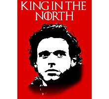 Game of Thrones: Robb Stark - King in the North Photographic Print