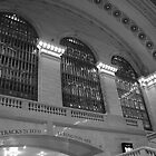 Grand Central - Windows by Amanda Vontobel Photography