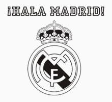 Hala Madrid by omgitzabel