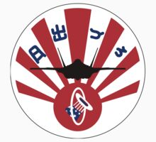 94th Fighter Squadron - Japan by VeteranGraphics