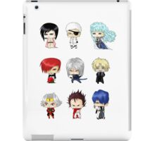 Anime Psychos iPad Case/Skin