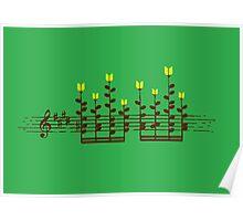 Sound Garden Poster