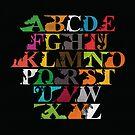 Alphabet zoo by Budi Satria Kwan