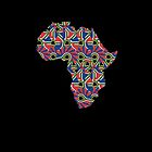 Africa Pattern  by catherine bosman