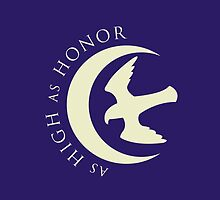Game of Thrones - House Arryn sigil & words pillow by housegrafton
