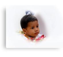 Cuenca Kids 428 Canvas Print
