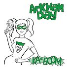 Arkham Day: Kaboom by Corinna Djaferis